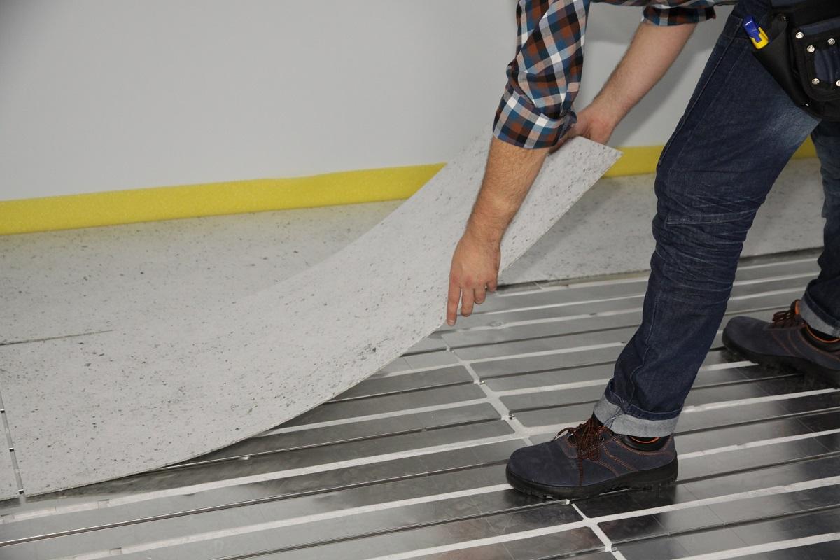 instalacja podłogowa